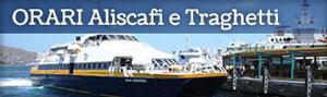 Orari Aliscafi stretto di Messina