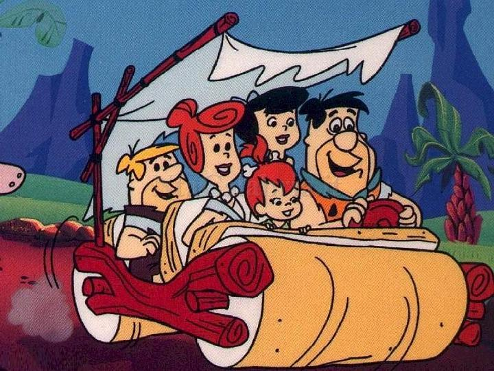 Fred Flintstone Barney Rubble Songs From Mary Poppins
