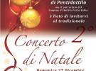 locandina concerto Natale 09