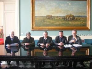 firma protocollo 26 febb 2010