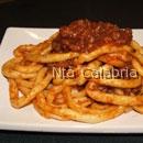 maccaruni con salsiccia