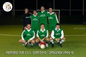 Santalucia open 15
