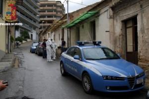 sequestro polizia