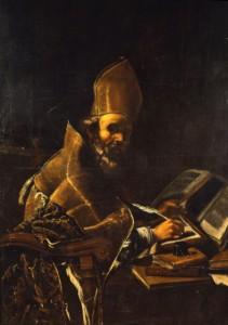 Mattia Preti - Sant'Agostino