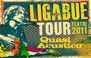 Tour Quasi Acustico Ligabue