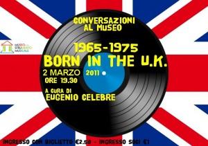 born in the U.K.