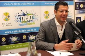 Conferenza Stampa Scopelliti NEXT