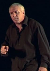 Gregorio Calabretta in scena