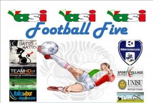 Locandina football five