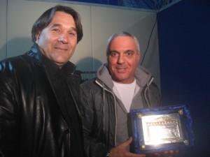 Maurizio Senese e Giorgio Panariello