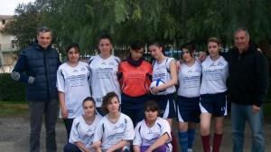 calcio a 5 femminile i. albreghiero locri