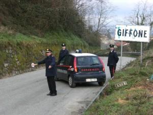 carabinieri Giffone