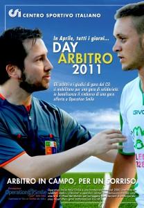 day arbitro 2011