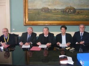 firma convenzioni morabito