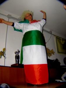 signora italia