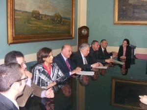 protocollo intesa comune e Mediterranea