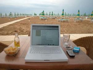 wireless in spiaggia