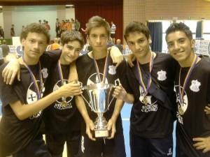 olimpia campione 2011