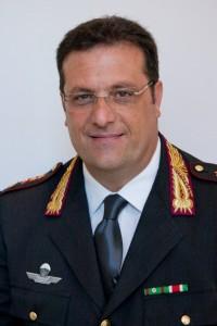 Domenico Crupi Comandante Polizia  Provinciale