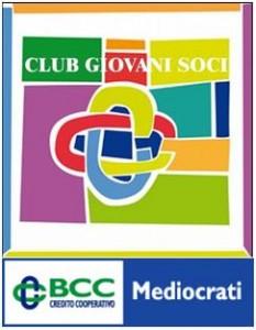 Logo Club Giovani Soci BCC Mediocrati