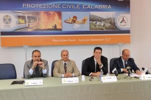 Inaugurazione nuovi automezzi di protezione civile3