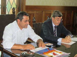 Maurizio Rafele e Sinibaldo Esposito