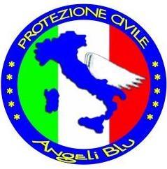 logo angeli blu