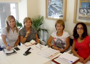 Crea, Forte, Daniele, Branchicella _ nuovo direttivo ANIV Calabria
