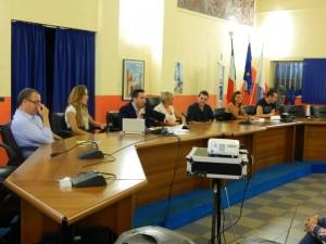 Crosia conferenza presentazione Accademia Eurodance