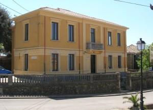 L'antico Municipio restaurato