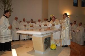 dedicazione della Chiesa di Santa Maria della Neve di Riparo