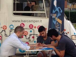 Barcamper-tour
