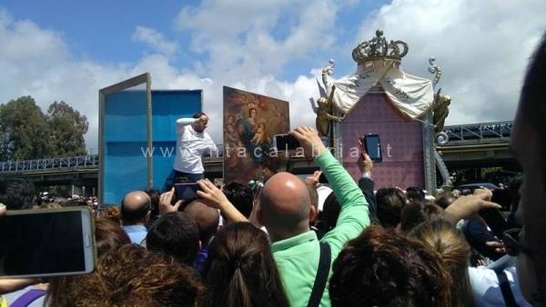 Processione maria ss di porto salvo le foto for Cucinare diaframma
