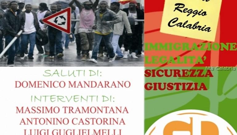 Reggio Calabria, Prospettive per un nuovo mezzogiorno, incontro G.D.