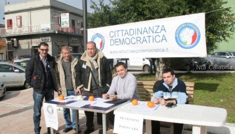 Gioia Tauro (Rc), successo per la petizione popolare