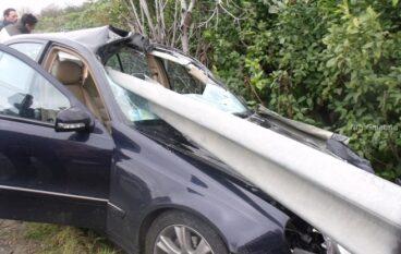 Incidente sulla 106 nelle vicinanze di Melito di Porto Salvo
