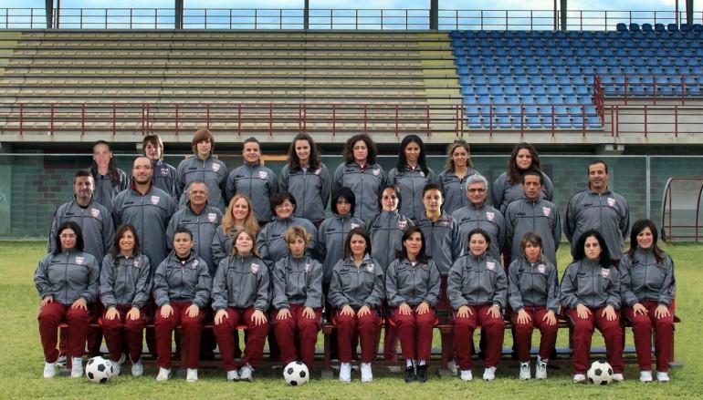 Amatrici Calcio Locri a Gubbio