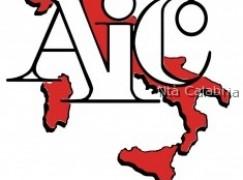 Calabria, appuntamenti dell'AIC del mese di aprile