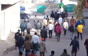 Rosarno (RC), centinaia di immigrati in piazza ad un anno dalla Rivolta