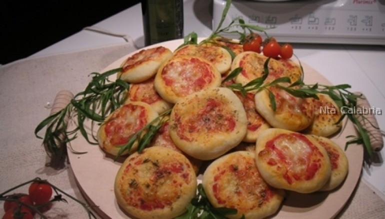 Pizzette calabresi
