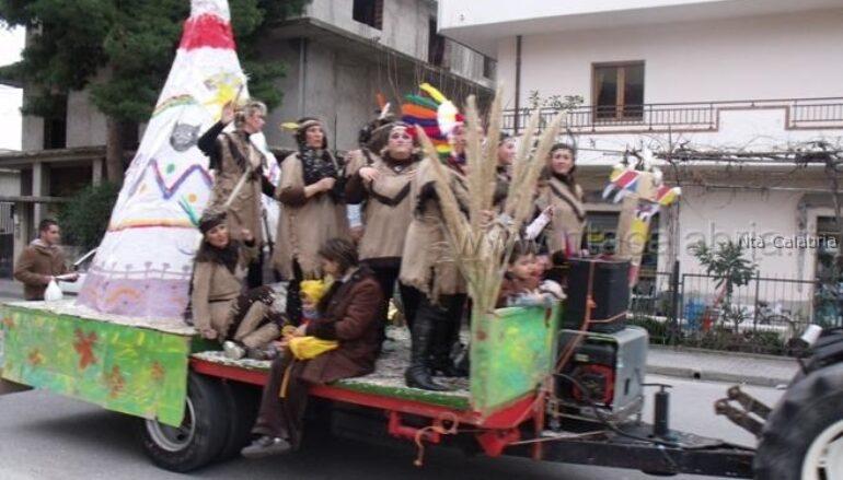 Carnevale 2010 a Condofuri, RC