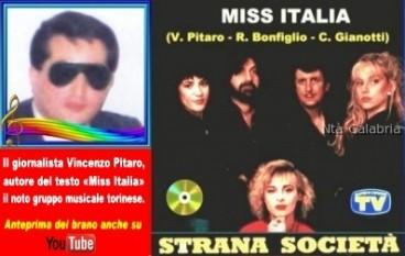 Una bella canzone dedicata a Miss Italia