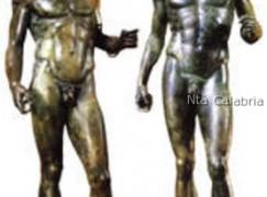 Bronzi di Riace patrimonio dell'Unesco