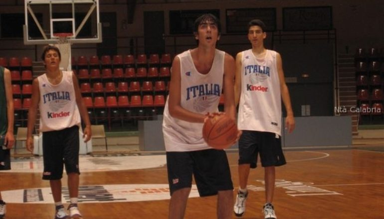 Basket, intervista al giovane Laganà