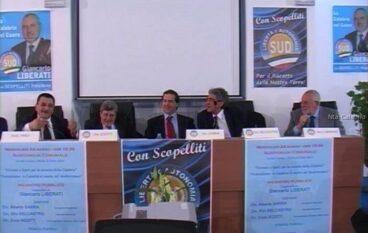 """Melito Porto Salvo (Rc), incontro su """"Giovani, Sport e Federalismo per la crescita della Calabria"""""""