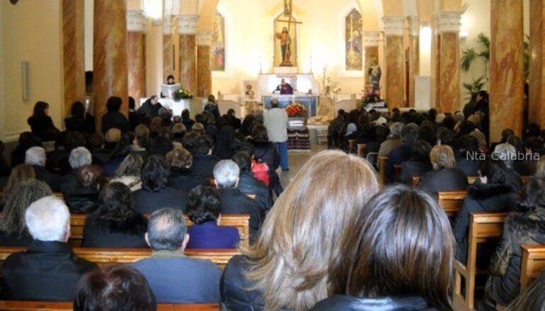 Montebello Jonico (Rc), celebrati i funerali di Salvatore Pagliaro