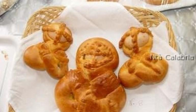 Cudduraci (dolci di Pasqua)