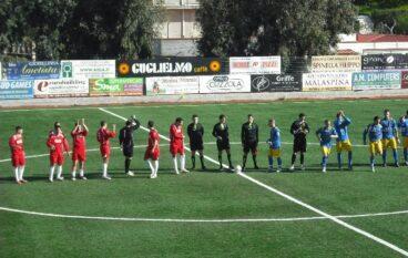 Melitese Bovalinese 2-0, le foto della partita