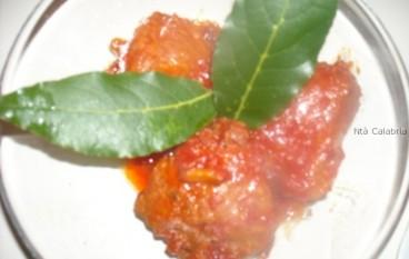 Maiale spadellato al pomodoro