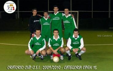 Csi Reggio Calabria, il punto sul torneo parrocchiale open 15